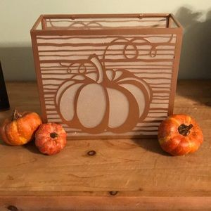 Yankee Candle Accents - SALE!! YANKEE  CANDLE HARVEST PUMPKIN DECOR